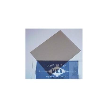 Isinglass window